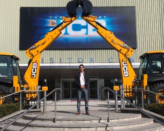 [Video] Video Visita Técnica a Planta de demostración JCB en Inglaterra