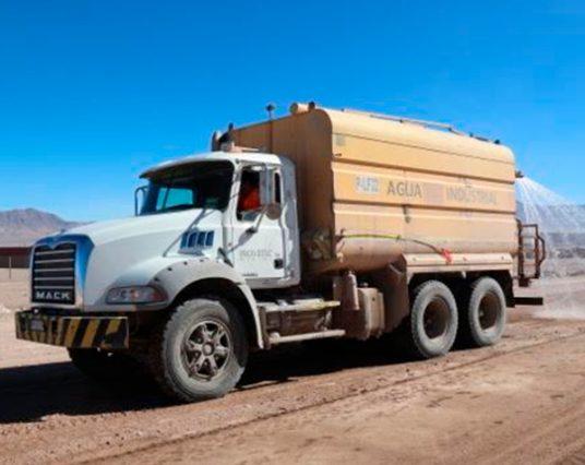 Camiones Aljibes – 10, 20 y 30 m3
