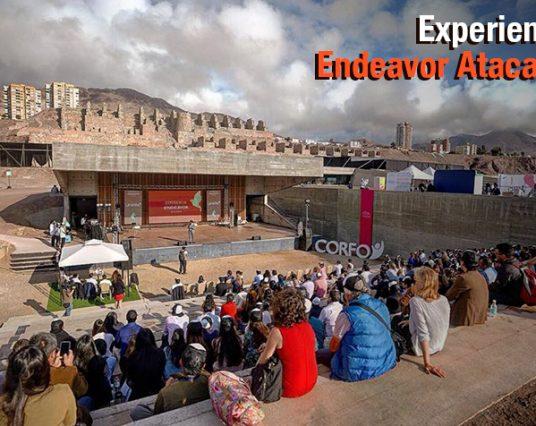 Experiencia Endeavor Atacama