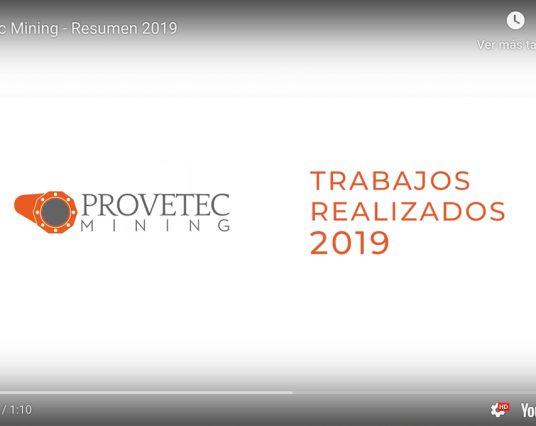 Provetec Mining – Resumen 2019